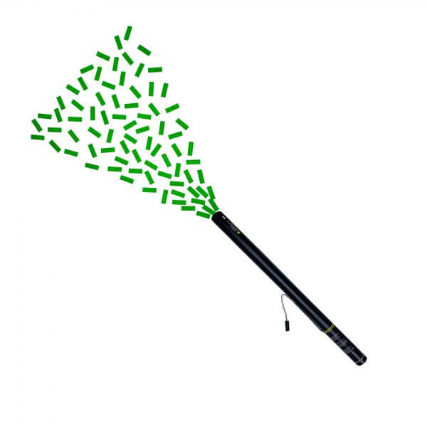 confetti-cannon-electric-80cm-paper-confetti-dark-green