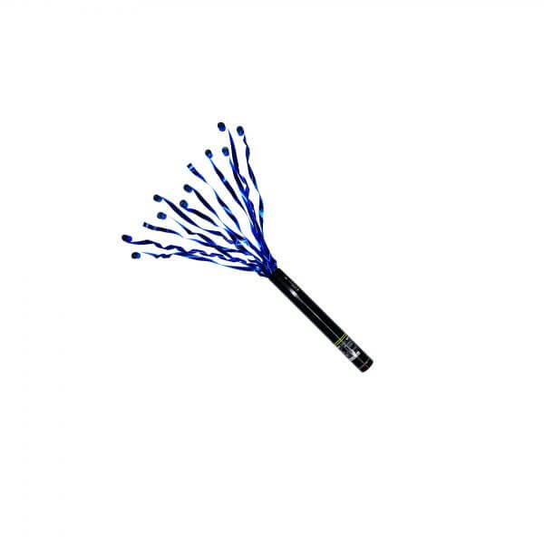 streamer-cannon-40cm-metallic-streamers-blue