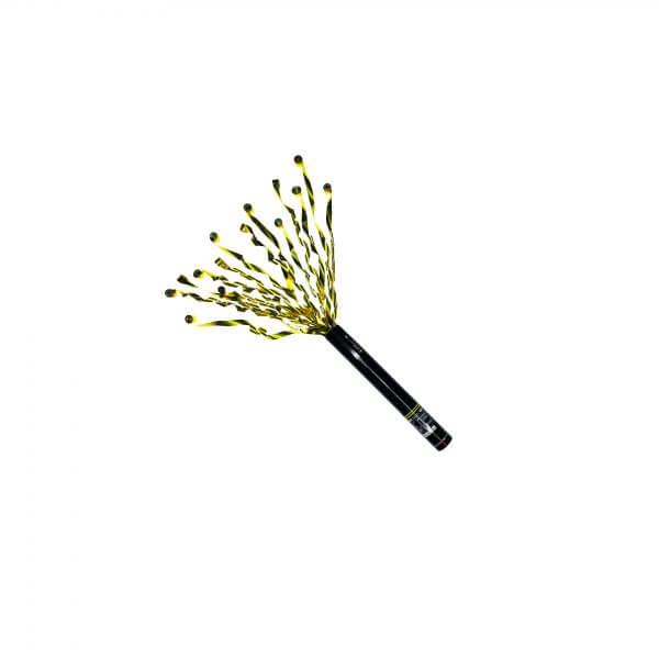 streamer-cannon-40cm-metallic-streamers-gold